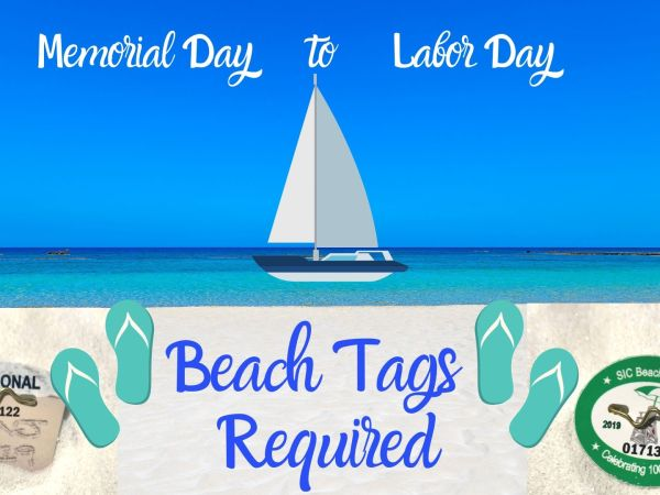 Beach Tags: What Are They Good For? (Absolutely Everything!)