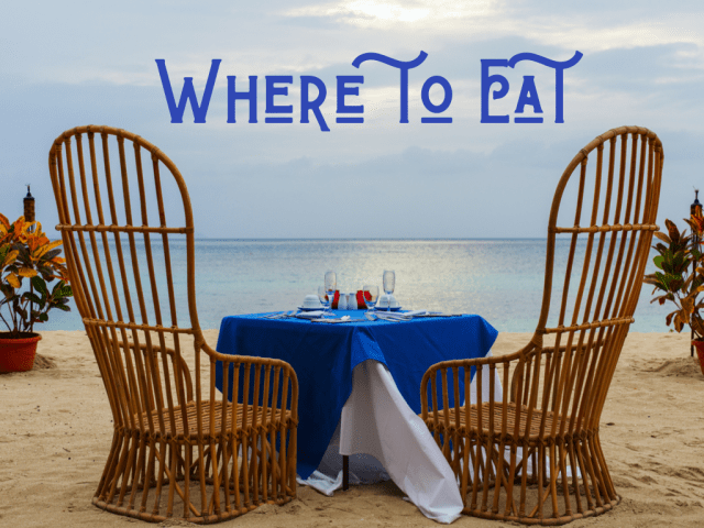 Where to Eat at the South Jersey Shore