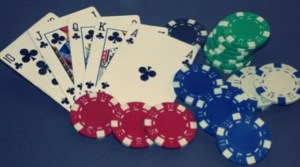 cards and poker chips - gambling as an addiction