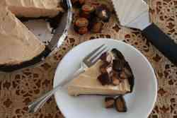 Frozen Peanut Butter Cup Pie The Short Order Cook
