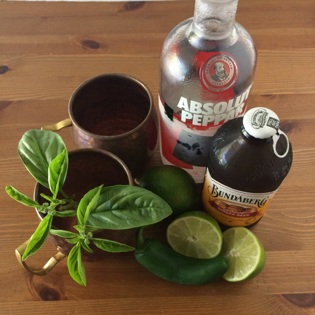 spicy jalapeno moscow mule ingredients the short order cook