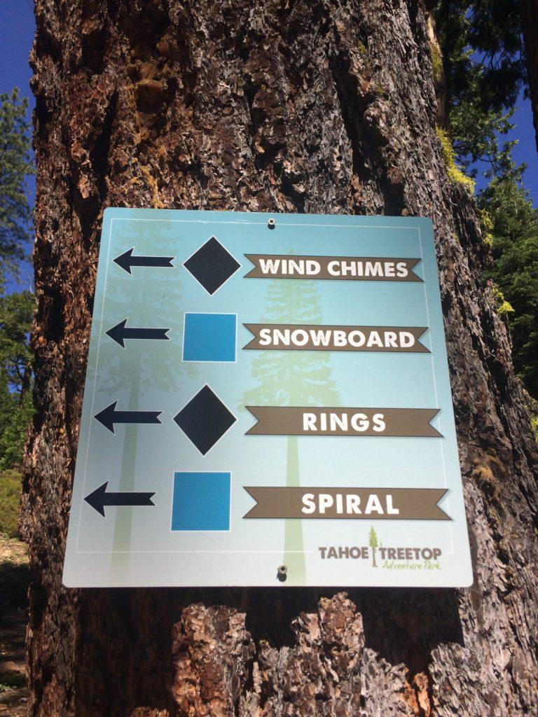 Tahoe Treetop Adventures Tahoe City
