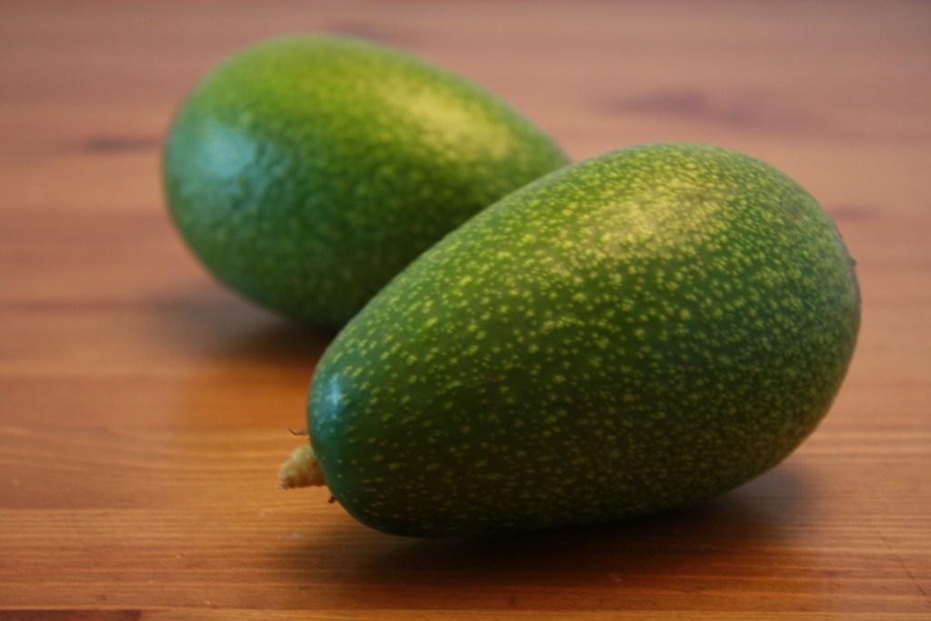 Whatdoesavocadotastelike two whole avocados