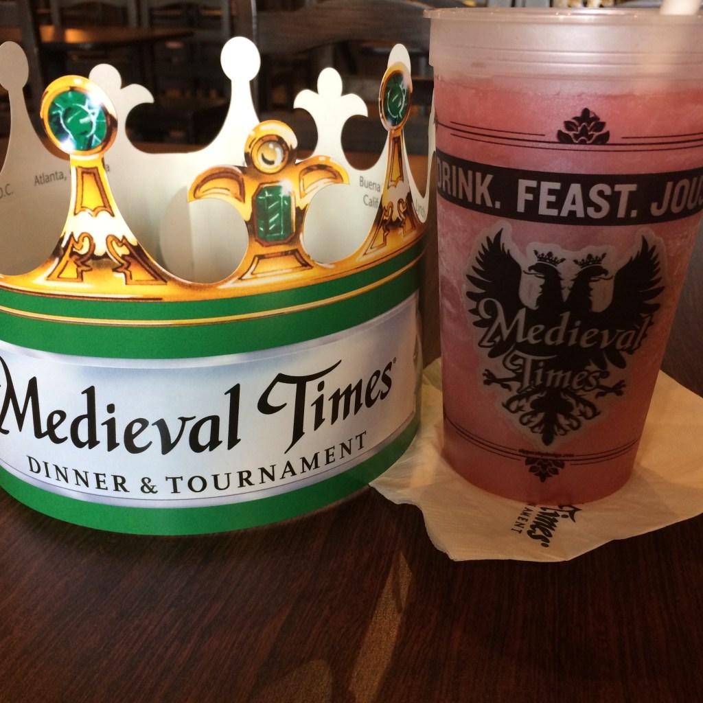 Medieval Times drinks