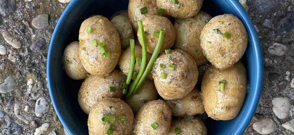 Instant Pot Ranch Salt Potatoes