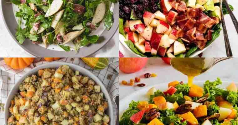 20 Best Fall Salad Recipes