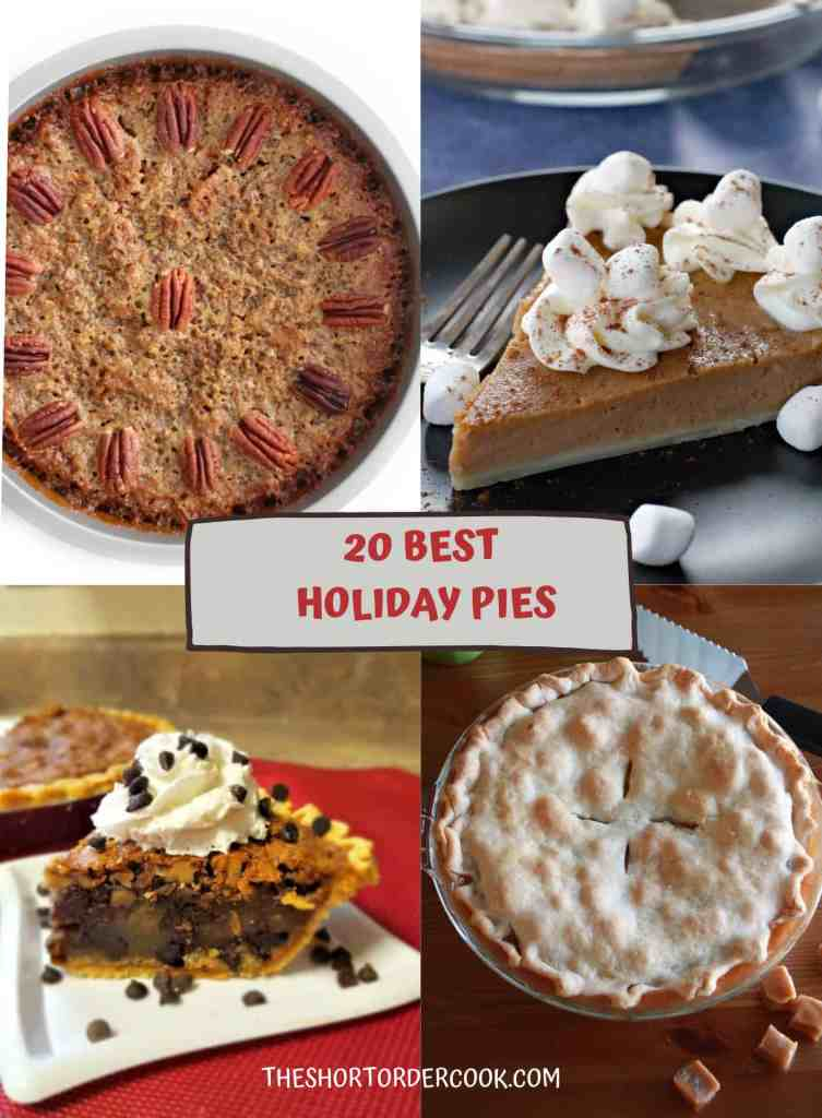 20 Best Holiday Pies