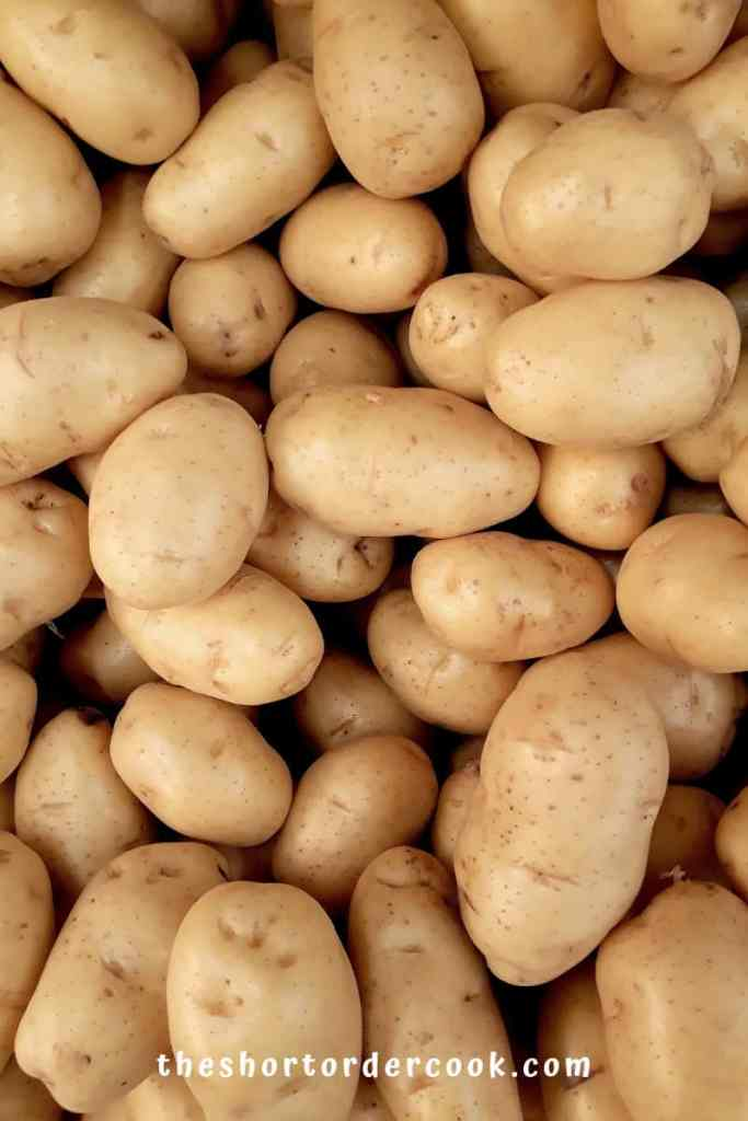 All About Baked Potatoes many russets