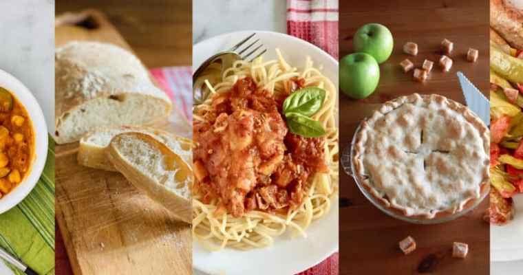 Best Sunday Dinner Comfort Food Recipes