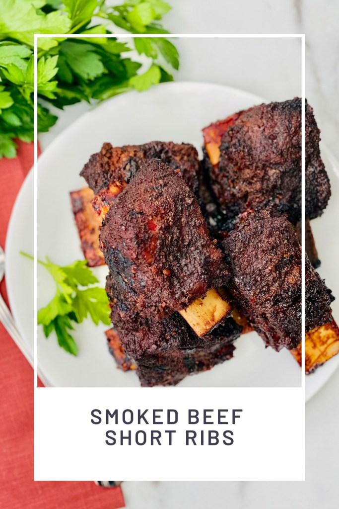 Smoked Beef Short Ribs PINREDO