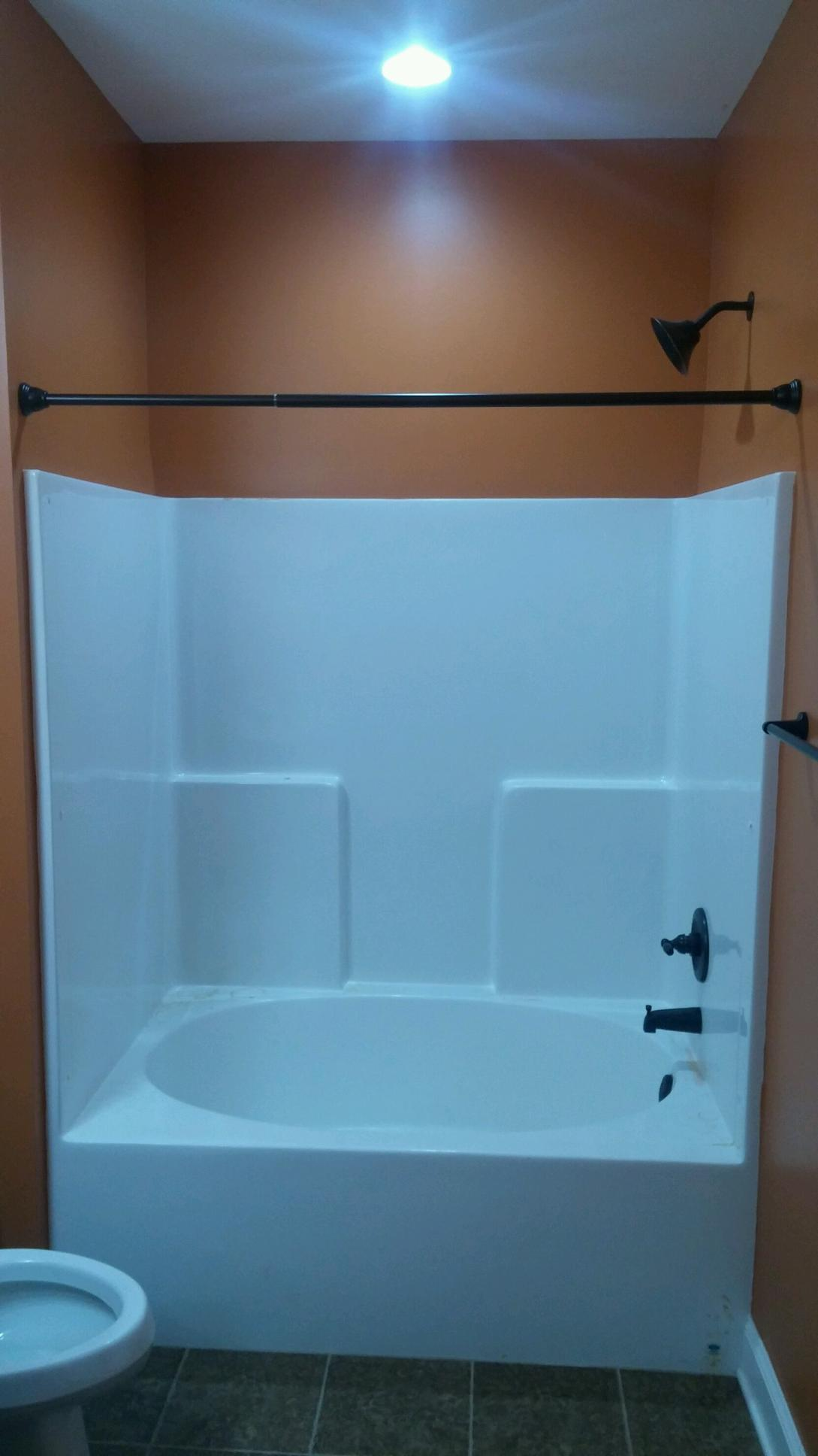 Pin Lasco Tub and Shower Units Images to Pinterest