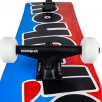 Birdhouse Stage 3 Toy Logo Complete Skateboard – Blue/Red 8″