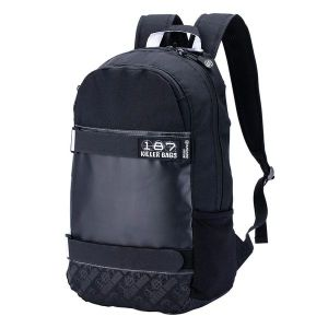 187 Killer Pads- Backpack – Black