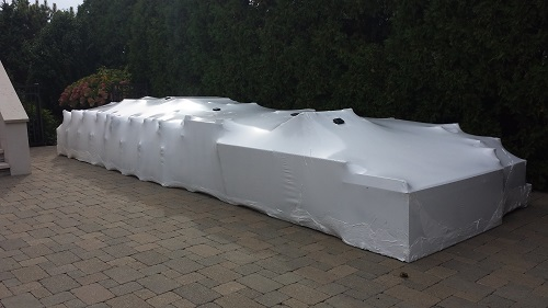 patio furniture the shrink wrap guy