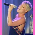 Pop rock singer pink is back with her new single so what