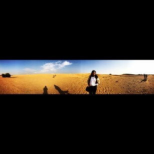 I love taking panorama shots. You get to see so much more...