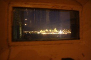 Or was this it. It's blurry but I wanted to share the beauty of San Fran at night...