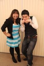 2011: I'm fat but I love horizontal stripes! Geez!