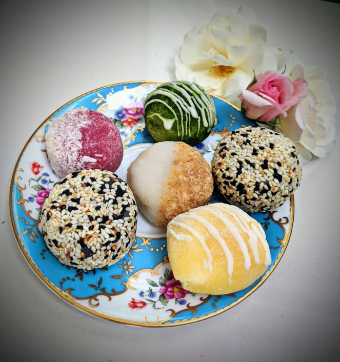 Ai no mochi review of Japanese mochi rice cake delivery in London