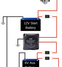charging 6 volt batteries in series with 12 volt charger 6 volt battery bank wiring diagram [ 800 x 2000 Pixel ]