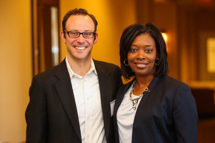 Speaker, Timothy Young and Tara Melvin