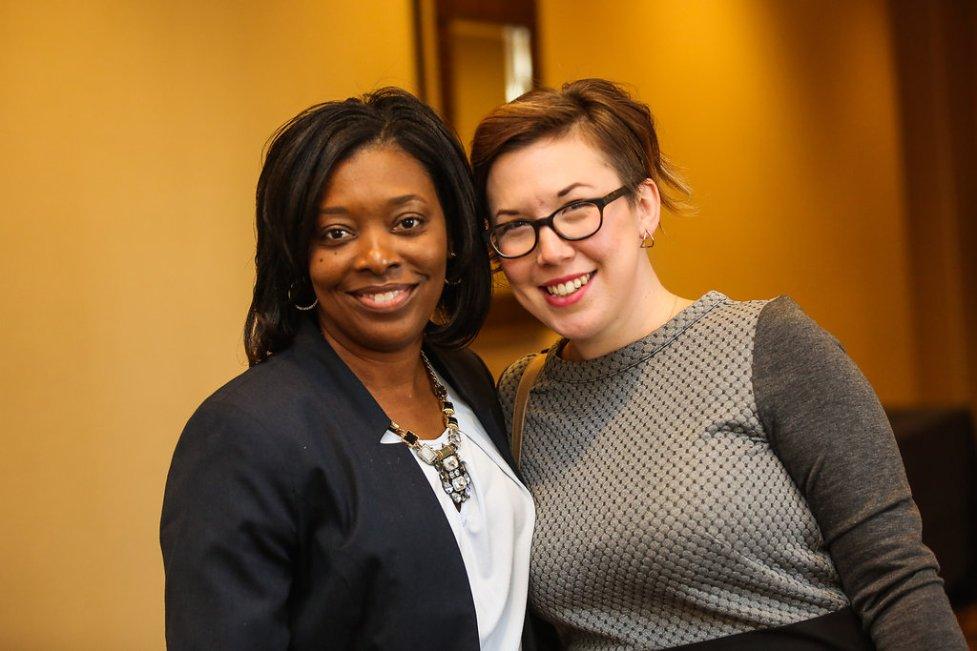 Speaker, Tara Gentile of Quiet Power Strategy with Tara Melvin
