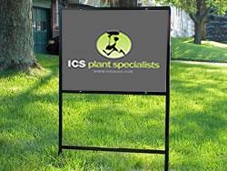 custom yard signs outdoor