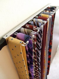 Woodworking Plans Wooden Necktie Rack PDF Plans
