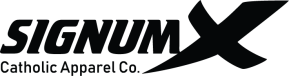 SIGNUMX Catholic Apparel Logo