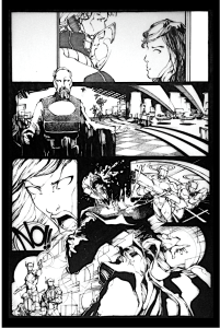 The Silence Issue 1 Page 15.031