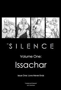 The Silence Issue 1 Title Page.028