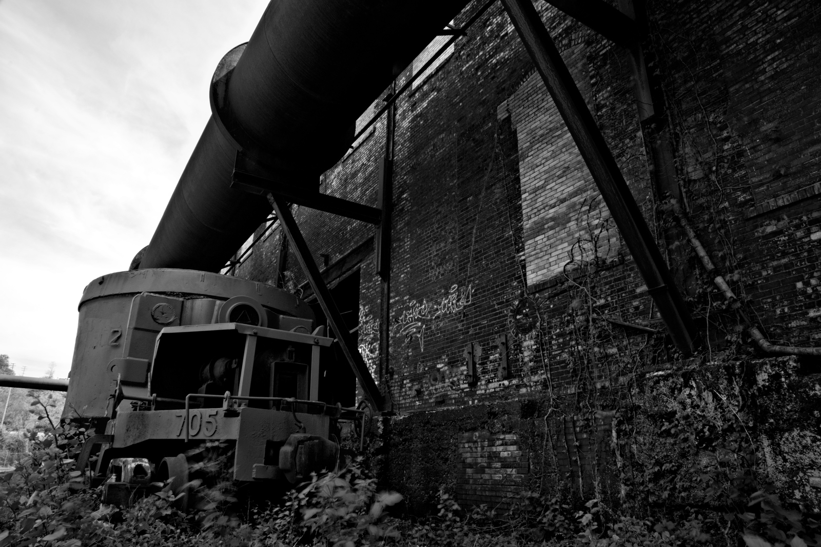 Abandoned Factory The Silent Camera