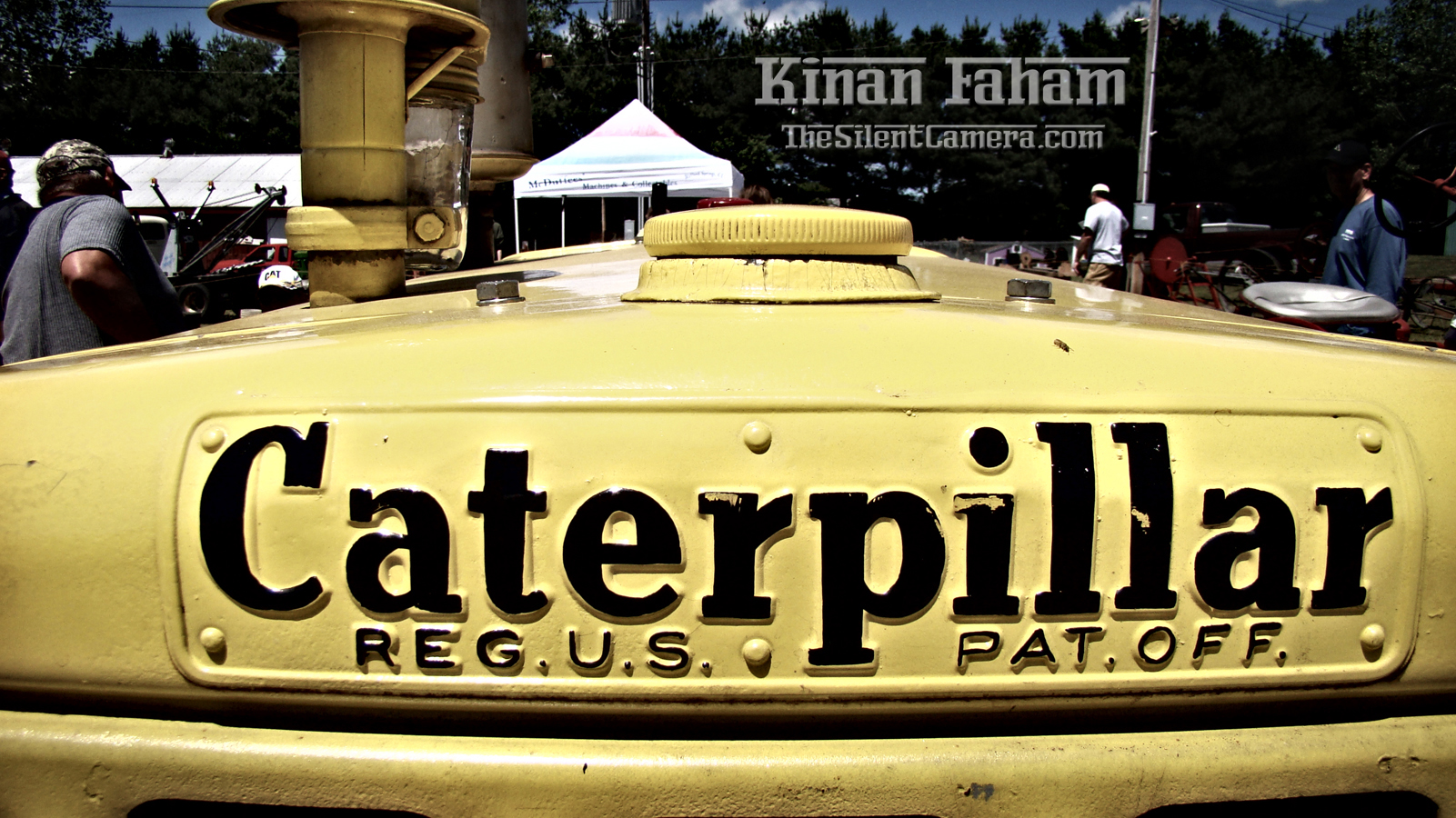Scantic Valley Antique Engine Show – the Silent Camera