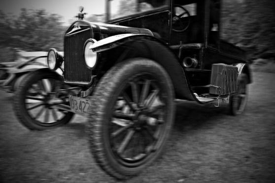 1922 Ford Model T. Chesterwood Vintage Motorcar Festival. Stockbridge, MA