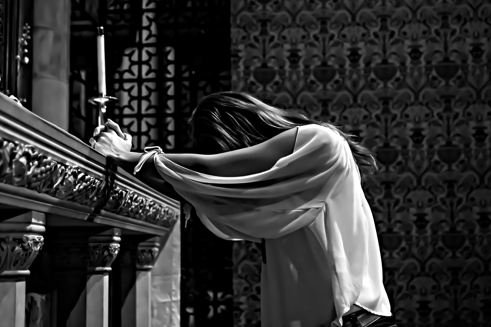 Devotion. Washington National Cathedral. Washington, DC