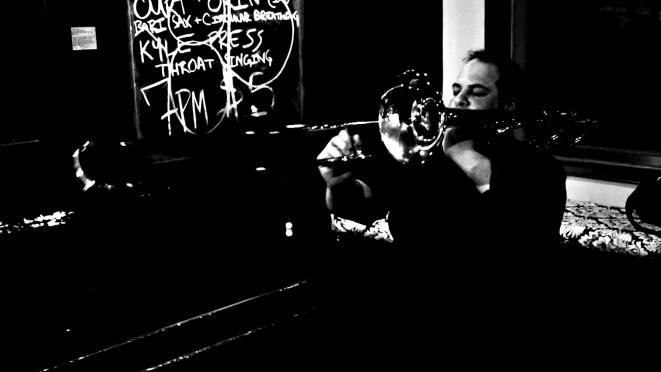 When The Trombone Speaks: Dan Blacksberg