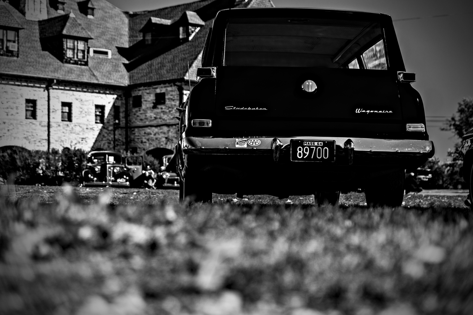 1965 Studebaker Wagonaire. Studebaker Day. Larz Anderson Auto Museum Brookline, MA