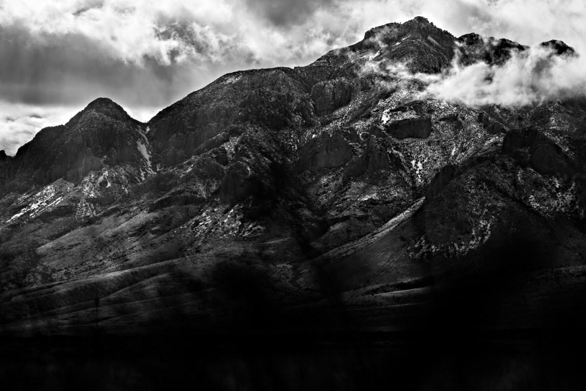 Chiricahua Mountains, Coronado National Forest, AZ