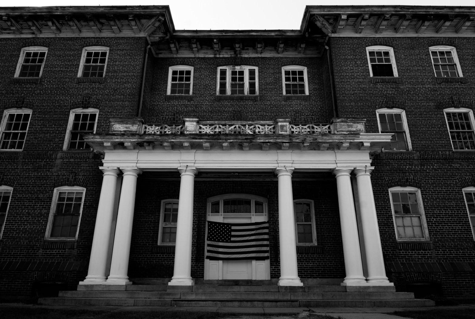Medfield State Hospital. Medfield, MA