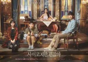 korean drama ITS OKAY TO NOT BE OKAY