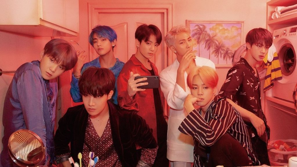 Verified BTS account found on Pinterest, real or fake?