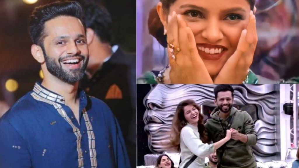 Bigg Boss 14: Rahul Vaidya and Rubina Dilaik resolved Issues, Rahul dedicates a beautiful song to her