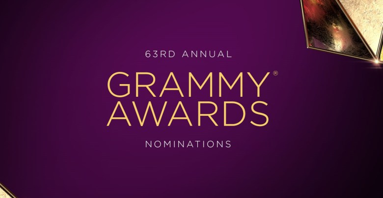 The 63rd Annual Grammy Awards Nomination Poster by The Grammys