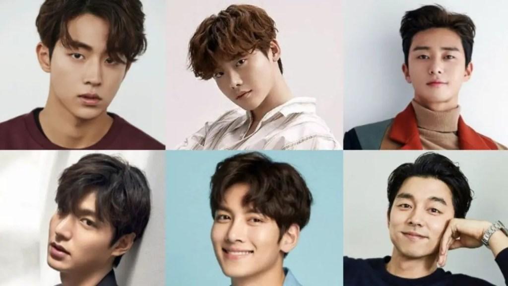 most followed korean actors