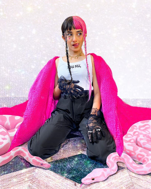 """""""Krutika The mermaid Scales""""- Here is everything you need to know about the 22-year-old rising TikTok star and a social media sensation!"""