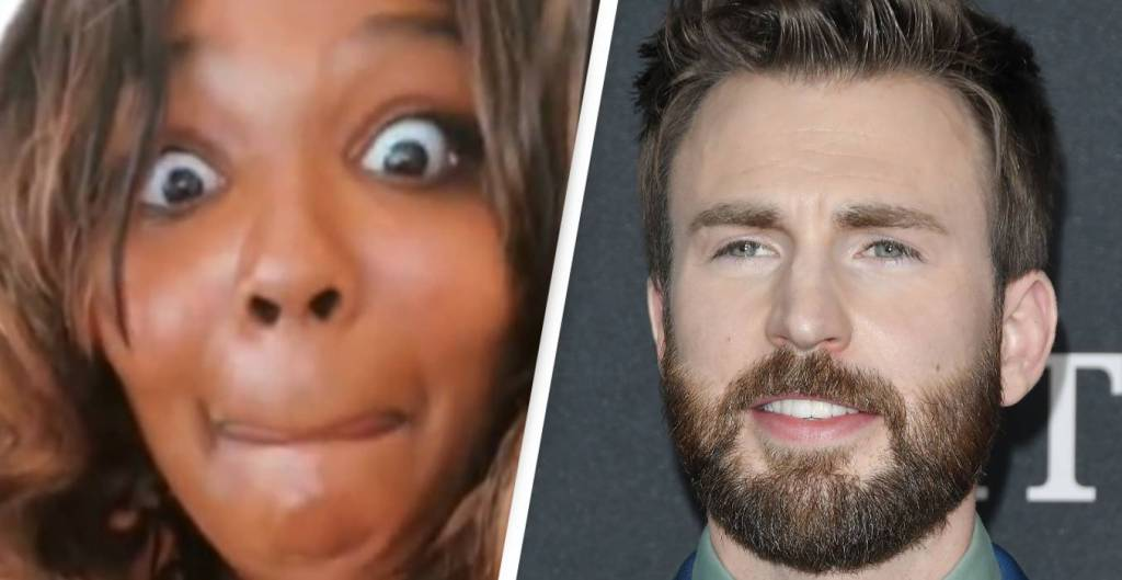 Lizzo's drunk text to Chris Evans and Evans' reply to it