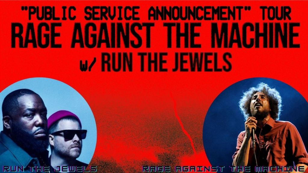 Rage Against The Machine 2021 Tour: RATM and Run The Jewels Tour Again Postponed To 2022, Ticketmaster being questioned for Refund