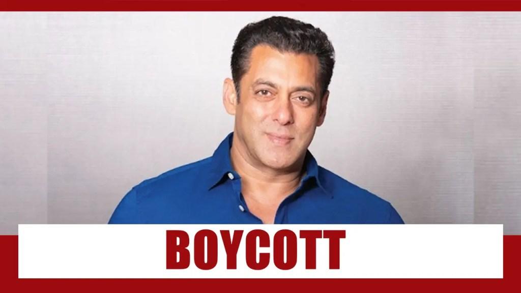 Boycott Radhe trending on Twitter