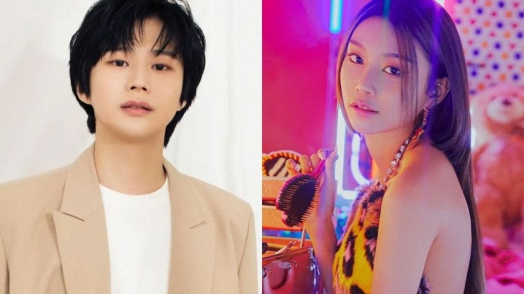 marco is dating momoland's hyebin