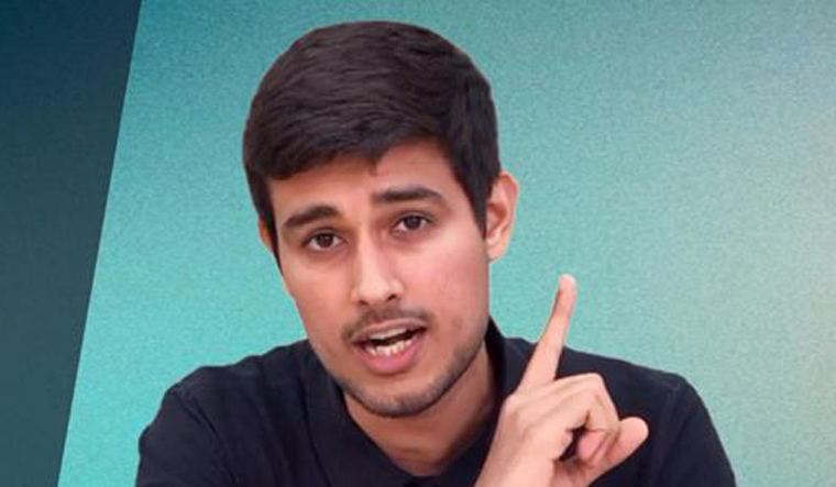 Dhruv Rathee trending on twitter. Check out everything about the Indian YouTuber here